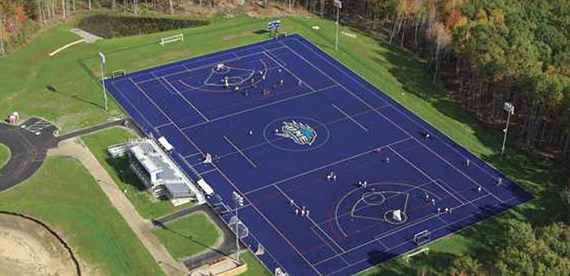 University of New England sports field