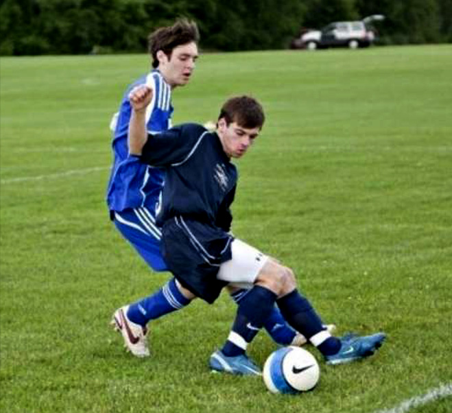 Pipestave Hill soccer players