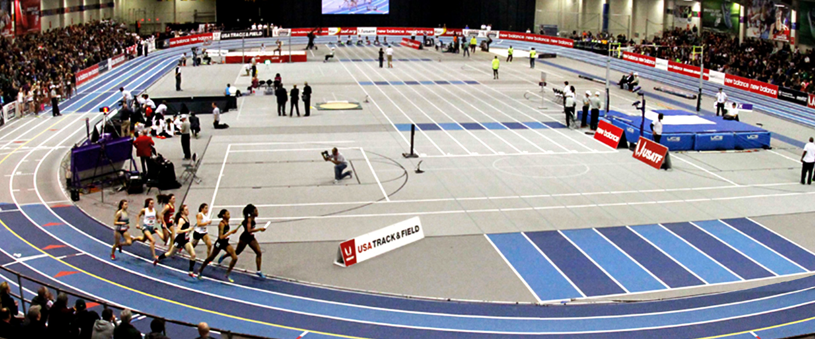 Reggie Lewis Track & Athletic Center