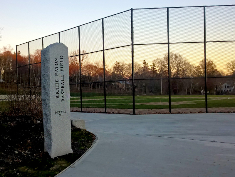 Richie Eaton Baseball Field, Newburyport, Massachusetts