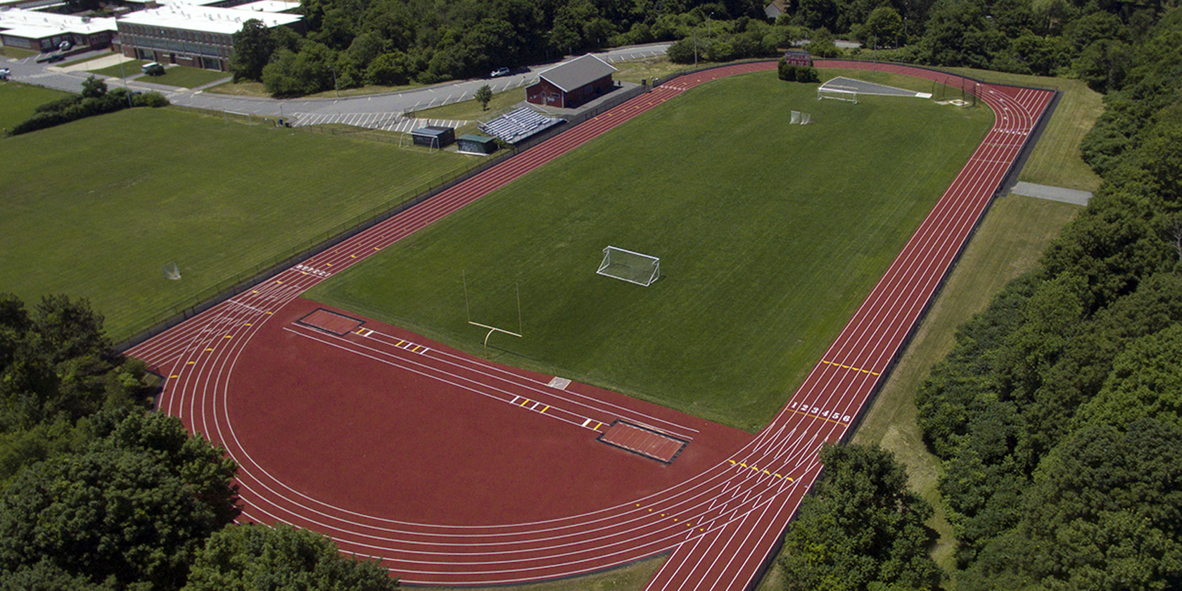 Village School Track and Field, Marblehead, Massachsusetts