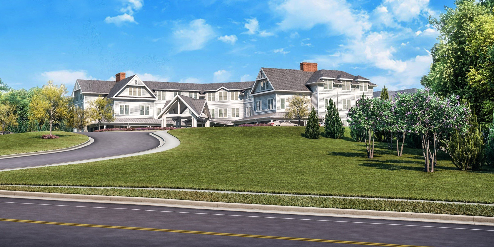 Capital Senior Housing, Andover, Massachusetts