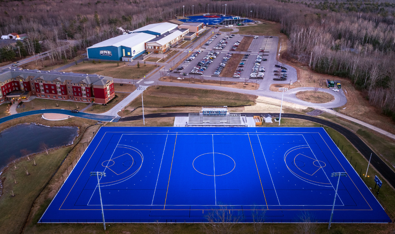 University of New England Field Hockey and Lacrosse Field