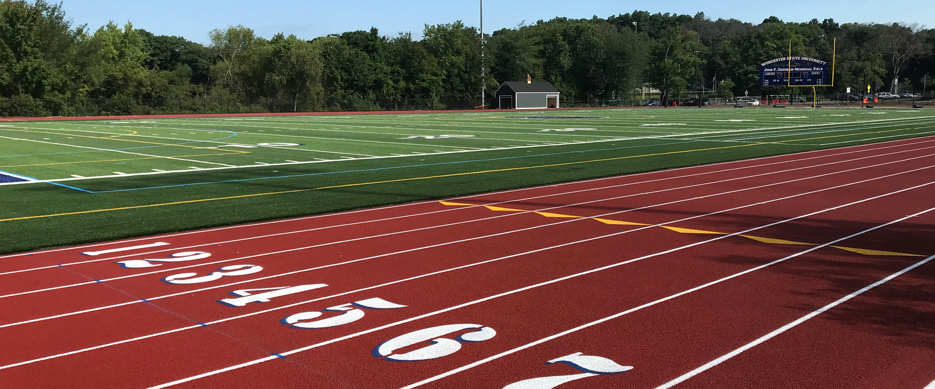 Worcester State College Track and Field
